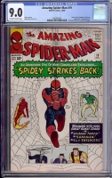 Amazing Spider-Man #19 CGC 9.0 ow/w