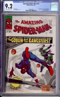 Amazing Spider-Man #23 CGC 9.2 ow/w