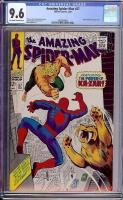 Amazing Spider-Man #57 CGC 9.6 ow/w