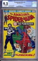 Amazing Spider-Man #129 CGC 9.2 ow