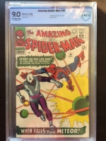 Amazing Spider-Man #36 CBCS 9.0 ow/w