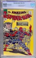 Amazing Spider-Man #25 CBCS 8.0 ow/w