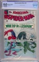 Amazing Spider-Man #29 CBCS 8.0 ow/w