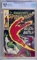 Amazing Spider-Man #77 CBCS 8.5 w