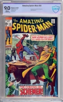 Amazing Spider-Man #83 CBCS 9.0 w