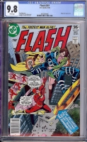 Flash #261 CGC 9.8 w