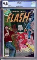 Flash #274 CGC 9.8 w