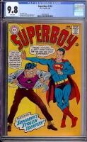 Superboy #144 CGC 9.8 w