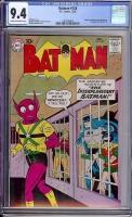 Batman #128 CGC 9.4 cr/ow
