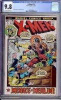 X-Men #78 CGC 9.8 ow/w
