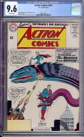 Action Comics #303 CGC 9.6 ow