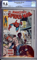 Amazing Spider-Man #99 CGC 9.6 ow/w