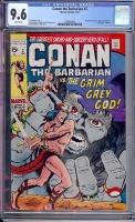 Conan The Barbarian #3 CGC 9.6 w