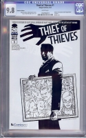 Thief of Thieves #1 CGC 9.8 w ComicsPro Edition