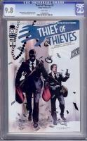 Thief of Thieves #2 CGC 9.8 w