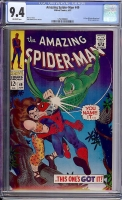 Amazing Spider-Man #49 CGC 9.4 ow