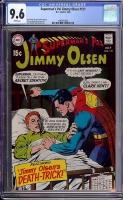 Superman's Pal Jimmy Olsen #121 CGC 9.6 w