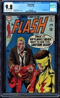Flash #189 CGC 9.8 ow/w