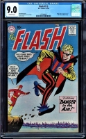 Flash #113 CGC 9.0 ow