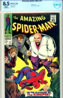 Amazing Spider-Man #51 CBCS 8.5 w