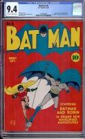 Batman #6 CGC 9.4 ow/w
