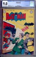 Batman #53 CGC 9.0 ow/w
