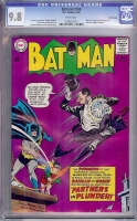 Batman #169 CGC 9.8 w Pacific Coast