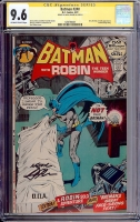 Batman #240 CGC 9.6 ow/w CGC Signature SERIES
