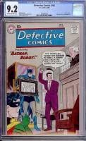 Detective Comics #281 CGC 9.2 ow/w