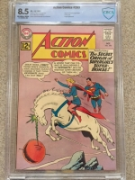 Action Comics #293 CBCS 8.5 ow/w