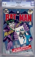 Batman #251 CGC 9.4 w