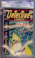 Detective Comics #421 CGC 9.6 ow/w