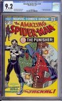 Amazing Spider-Man #129 CGC 9.2 ow/w