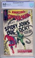 Amazing Spider-Man #56 CBCS 8.0 ow/w
