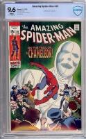 Amazing Spider-Man #80 CBCS 9.6 w