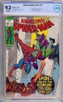 Amazing Spider-Man #97 CBCS 9.2 w