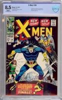 X-Men #39 CBCS 8.5 w