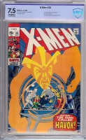 X-Men #58 CBCS 7.5 ow