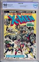 X-Men #96 CBCS 9.0 ow/w