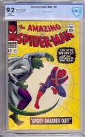 Amazing Spider-Man #45 CBCS 9.2 w
