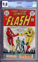 Flash #225 CGC 9.8 w