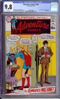 Adventure Comics #388 CGC 9.8 w