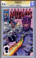 New Mutants #48 CGC 9.6 n/a CGC Signature SERIES