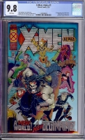 X-Men: Alpha #1 CGC 9.8 w