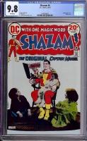 Shazam #6 CGC 9.8 w