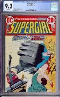 Supergirl #1 CGC 9.2 w