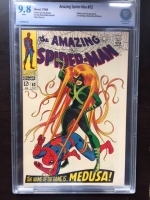 Amazing Spider-Man #62 CBCS 9.8 w