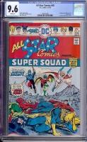 All-Star Comics #58 CGC 9.6 w
