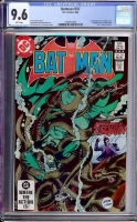 Batman #357 CGC 9.6 w