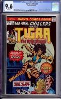 Marvel Chillers #3 CGC 9.6 w